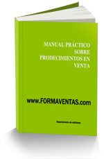 Manual para las ventas for Manual de compras de un restaurante pdf